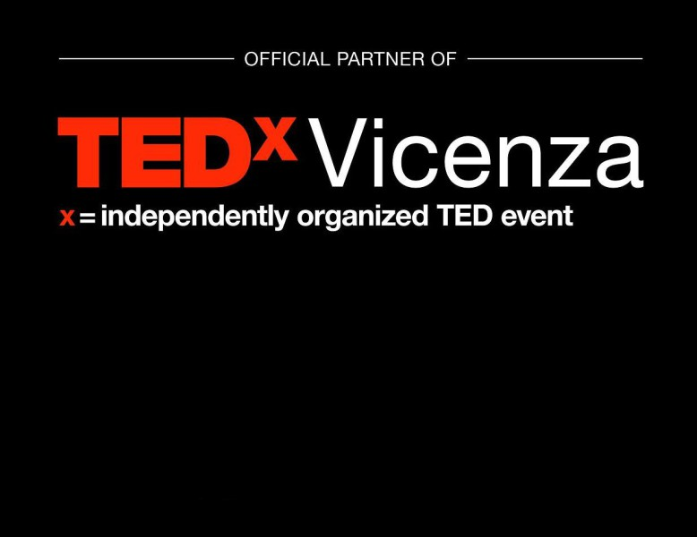 OFFICIAL PARTNER OF TEDX VICENZA